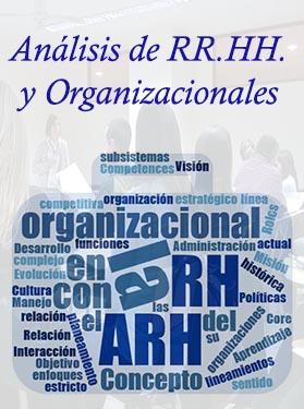 Análisis de RR.HH. y Organizacionales