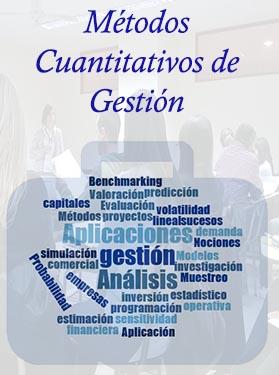 Métodos Cuantitativos de Gestión